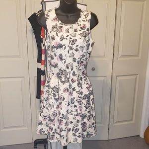 H & M flower dress